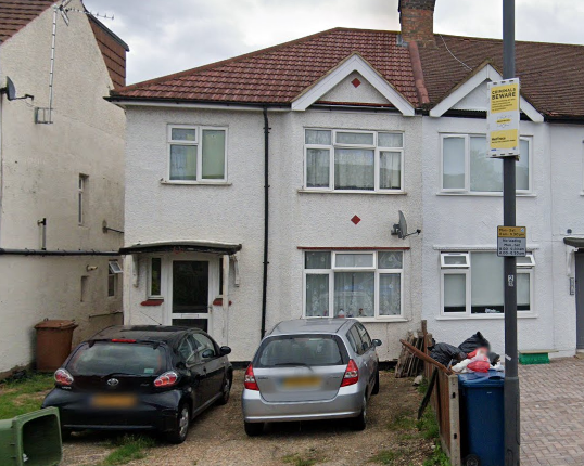 Thumbnail End terrace house to rent in Birch View, Hindes Road, Harrow