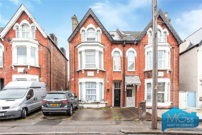 Thumbnail Flat for sale in Beaconsfield Road, Friern Barnet, London