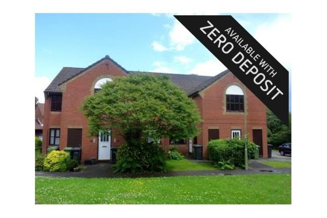 Thumbnail Flat to rent in Mallow Road, Hedge End, Southampton