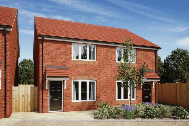 2 bed semi-detached house for sale in Hawser Road, Tewkesbury