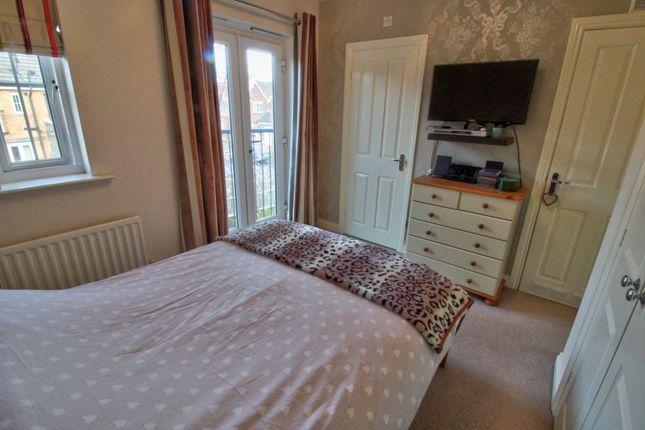 Master Bedroom of Rennison Mews, Blaydon-On-Tyne NE21