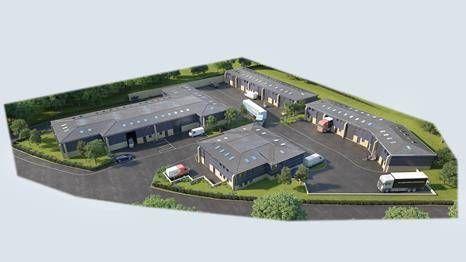 Thumbnail Warehouse for sale in Hoburne Enterprise Park, Embankment Way, Ringwood