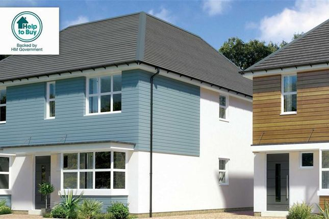 Thumbnail Semi-detached house for sale in Apple Tree Close, Glenville Road, Walkford, Christchurch, Dorset