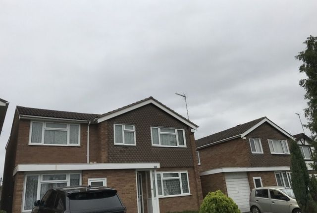Thumbnail Detached house to rent in De Montfort Way, Coventry