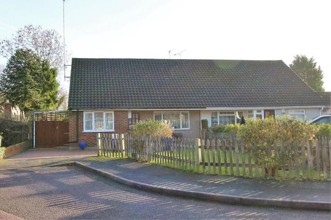 Thumbnail Semi-detached bungalow for sale in The Chenies, Dartford