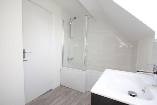 Bathroom of Hedgerley Court, Horsell, Woking GU21