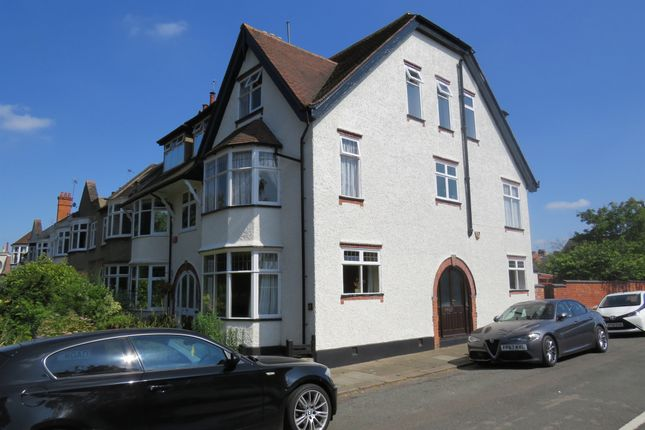 Thumbnail End terrace house for sale in Christchurch Road, Abington, Northampton