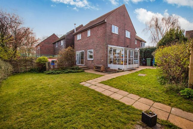 Thumbnail Detached house for sale in Lewes Road, Ringmer, Lewes