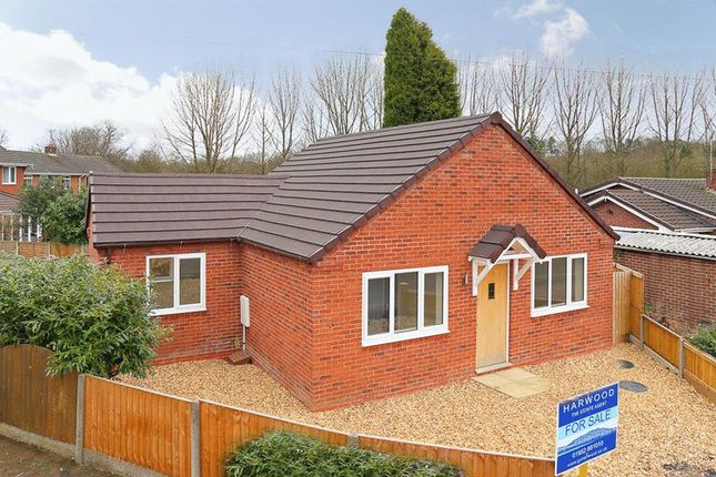 Thumbnail Detached bungalow for sale in The Cloisters, Telford