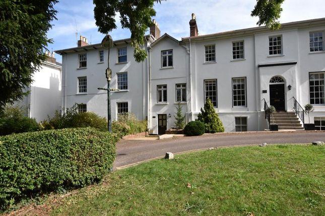 External of Heavitree Park, Exeter, Devon EX1