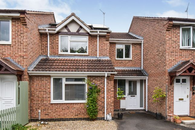 Thumbnail Semi-detached house for sale in Braymish Close, Kibworth Harcourt, Leicester