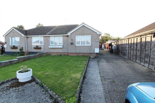 Thumbnail Bungalow for sale in Rose Crescent, Mile End, Colchester