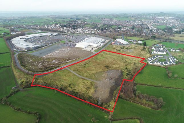 Thumbnail Commercial property for sale in Bridgewater Park, Banbridge, County Down