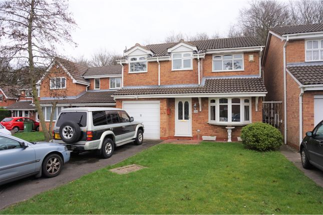 Thumbnail Detached house for sale in Manor View, Liverpool