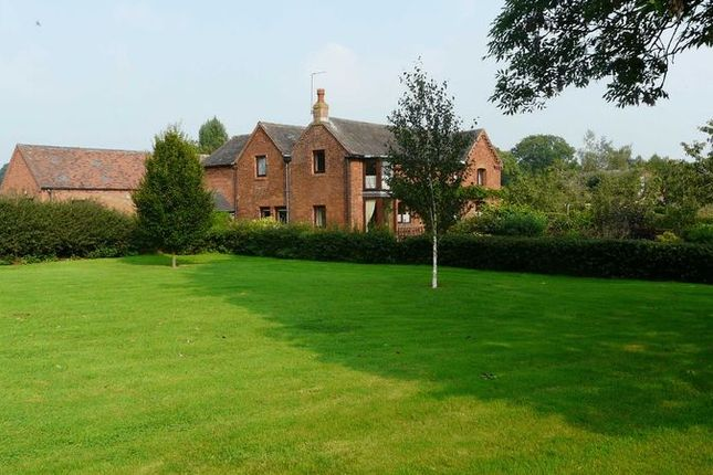 3 bed detached house for sale in Bromley Wood, Abbots Bromley, Rugeley