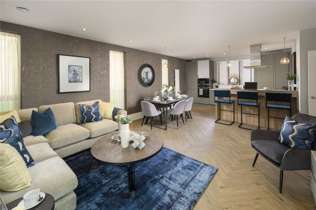 Thumbnail Flat for sale in Apartment 30, Bedivere, Knights Quarter, Winchester
