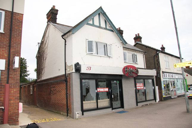 Thumbnail Flat to rent in High Street, Flitwick