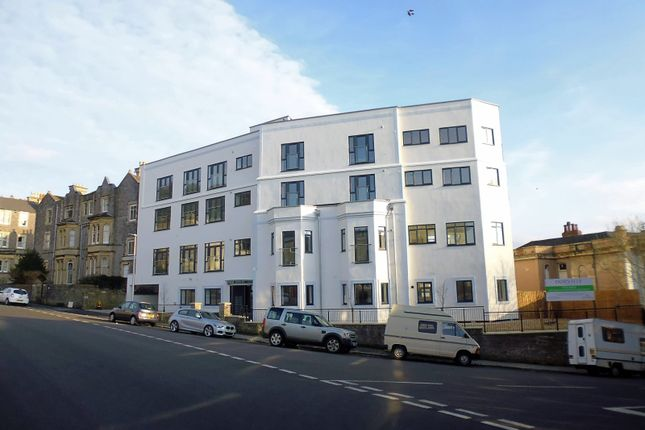 Thumbnail Flat to rent in Dorville House, Weston Super Mare