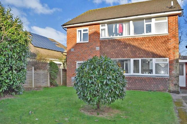 Thumbnail Flat for sale in Whyke Road, Chichester, West Sussex