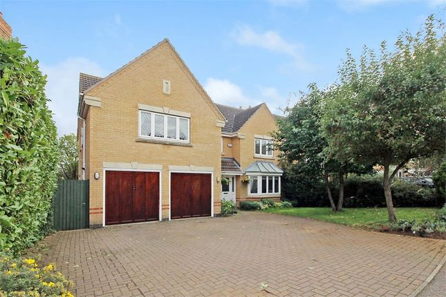 Thumbnail Detached house for sale in The Pickerings, Brixworth, Northampton