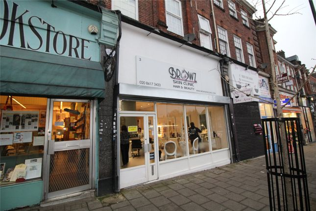 Thumbnail Retail premises to let in Ashbourne Parade, Finchley Road, London