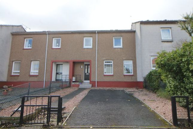 External of Cleish Gardens, Kirkcaldy KY2