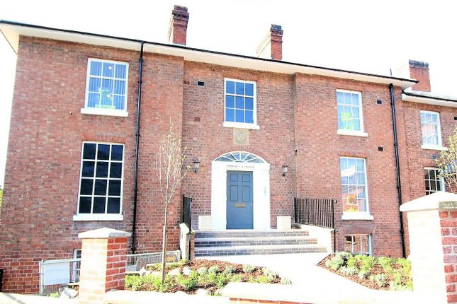 Thumbnail Flat for sale in Priory Road, Shrewsbury