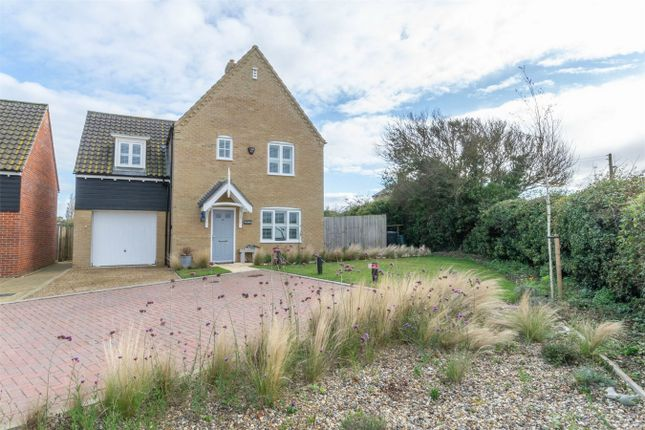 Thumbnail Detached house for sale in Ashburton Close, Wells-Next-The-Sea