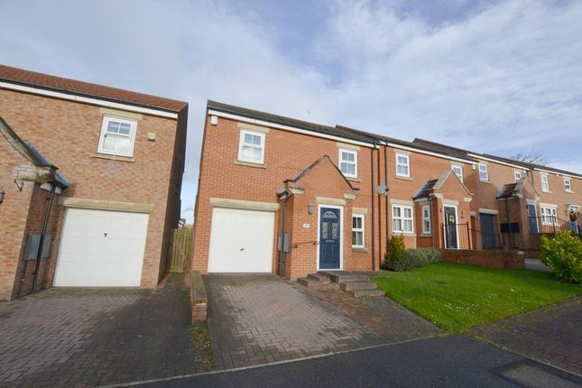 Thumbnail Detached house for sale in Elmfield, Houghton-Le-Spring