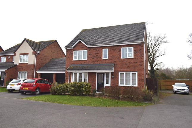 Thumbnail Detached house for sale in Jasmine Way, Bedworth