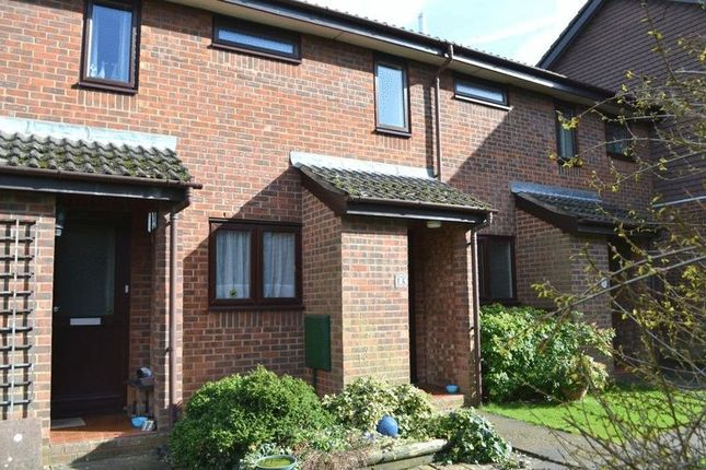 Thumbnail Terraced house for sale in White Oak Close, Tonbridge