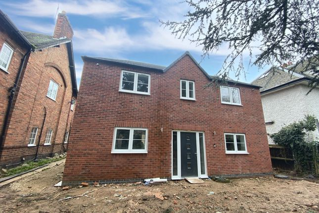 Thumbnail Detached house for sale in Loughborough Road, Birstall, 4