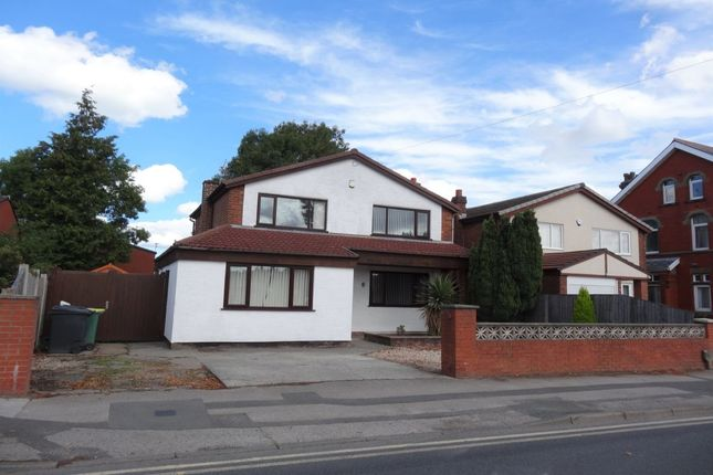 Thumbnail Detached house for sale in Watling Street Road, Ribbleton, Preston