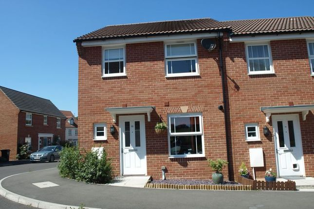 Thumbnail Terraced house to rent in Perry Road, Long Ashton, Bristol