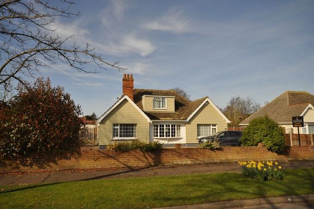 Thumbnail Property for sale in Seaview Avenue, West Mersea, Colchester