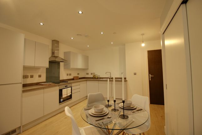1 Bed Flat To Rent In North Central Noma M4 Zoopla