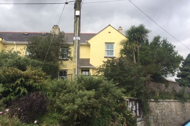3 bed semi-detached house to rent in Glebe Terrace, Constantine, Falmouth