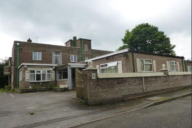 3 bed flat to rent in Borders Avenue, Kirkby-In-Ashfield, Nottingham NG17