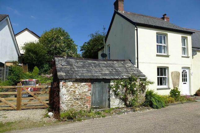 2 bed end terrace house for sale in Bridgerule, Holsworthy, Devon