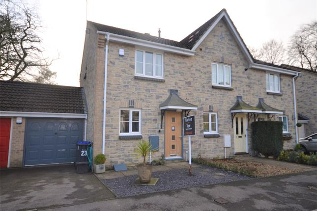 2 bed semi-detached house for sale in Long Hill, Mere, Warminster BA12