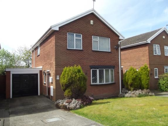 Thumbnail Detached house for sale in Redwood Avenue, Maghull, Merseyside, England
