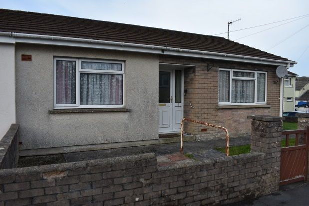 Thumbnail Bungalow to rent in Bro Llan, Llanwnnen, Lampeter
