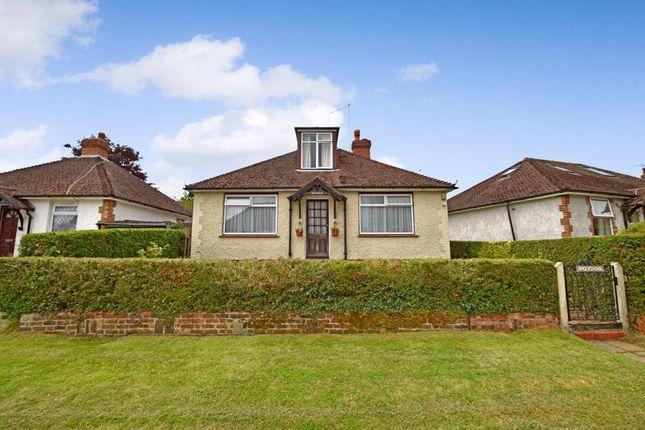 Thumbnail Detached house for sale in Homestead Road, Marlpit Hill, Edenbridge