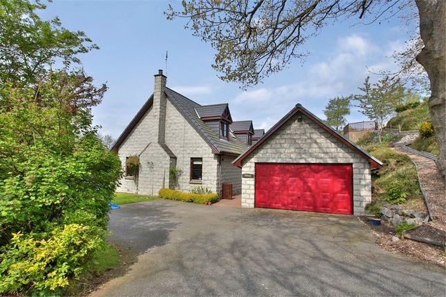 Thumbnail Detached house for sale in Bellwood Den, Aboyne, Aberdeenshire