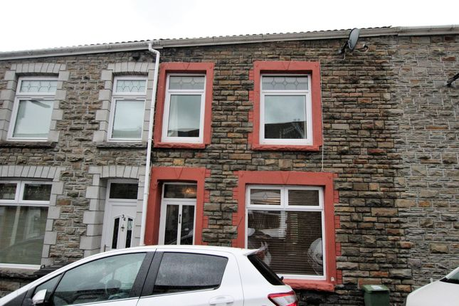 Thumbnail Terraced house for sale in Brook Street, Aberdare
