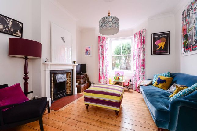 Thumbnail Terraced house to rent in Annandale Road, Greenwich