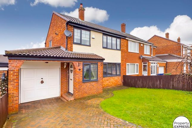 Thumbnail Semi-detached house for sale in Guildford Road, Normanby