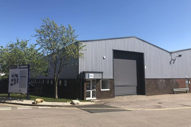 Thumbnail Industrial to let in Parkhouse Industrial Estate West, 40A, Brookhouse Road, Newcastle-Under-Lyme