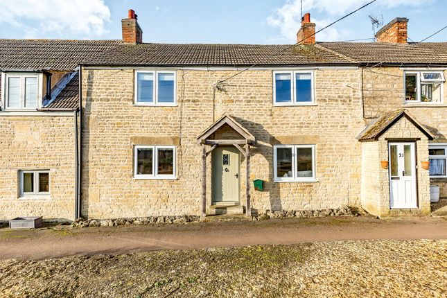 Thumbnail Cottage for sale in Little Lane, Stanion, Kettering