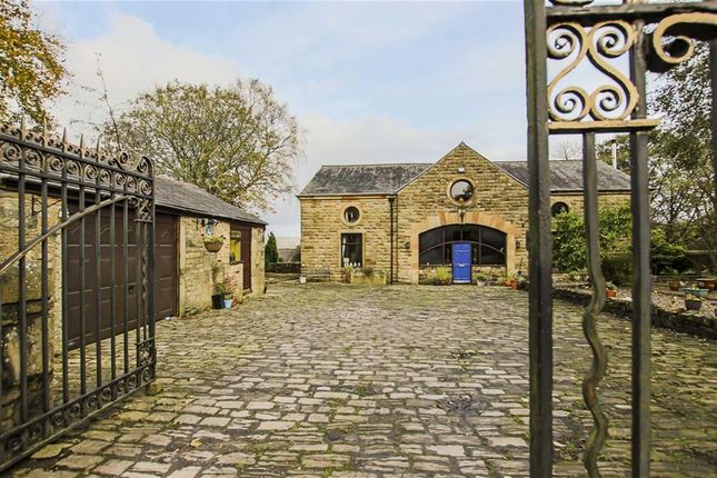 Thumbnail Barn conversion for sale in Healey Mount, Burnley